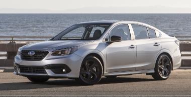 2020 Subaru Legacy_front_left_1